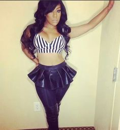 K Michelle Red Hair Tumblr ... Michelle and August Alsina on Pinterest | August Alsina, K Michelle