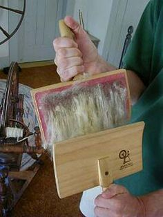 Hale Farm and Village Virtual Tour | Western Reserve Public Media  carding wool