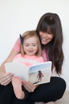 Share your memories with your little ones! Chatbooks automatically prints your photos into beautiful books and ships them to your door for just $8!