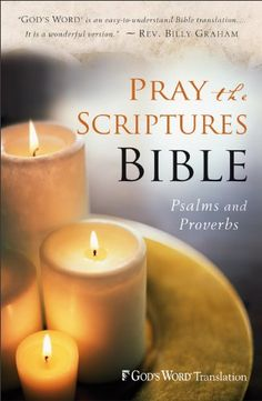 Free Book - Pray the Scriptures Bible: Psalms and Proverbs, by Kevin Johnson, is free in the Kindle store and from Barnes & Noble and ChristianBook, courtesy of Christian publisher Bethany House.