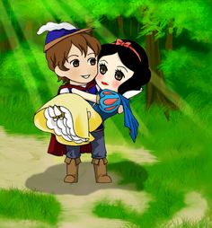 Snow+and+Charming+:3+by+VanillaKeyblade.deviantart.com+on+@deviantART