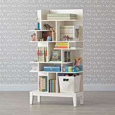 While most mazes leave you feeling lost, our Modern Maze Tall Bookcase makes it easy to find whatever you Kids Furniture, Modern Furniture, Furniture Stores, Ideas Prácticas, Bookshelves Kids, Chores For Kids, Kids Room Design, Little Girl Rooms, Room Accessories