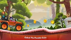 Enjoy The Tom #CatRun For #GoldCoins With Load of #Bomb At Car's Backseat...!! #TomHillClimbPVP, #tomandjerry, #tomgoldrun, #hillclimb, #uphill, #pvprace, #hillracer