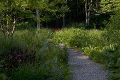 Gallery - Garden Structure — Federal Twist Design Garden Paving, Garden Structures, Pathways, Trellis, Perennials, Deck, Country Roads, Native Gardens, Gallery