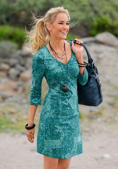 Boysen's Jerseykleid im Ackermann Online Shop #Mode #Fashion
