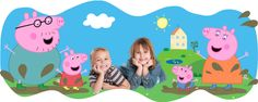 Join the Club | Peppa Pig's Muddy Puddles Club!