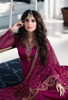 Fiona Kritika Heavy Dupatta Satin Georgette with Embroidery Suit 22387 Prom Dresses Online, Cheap Prom Dresses, Open Back Prom Dresses, Dresses For Work, Bridesmaid Dress Stores, Heavy Dupatta, Buy Salwar Kameez Online, Girl Fashion, Fashion Dresses