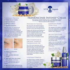 Amazing results from Frankincense Intense Cream! Organic Beauty, Organic Skin Care, Natural Skin Care, Neal's Yard, Neals Yard Remedies, Blue Bottle, Independent Consultant, Mixers, Health And Wellness