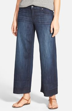 CJ by Cookie Johnson 'Creation' Released Hem Culotte Jeans (Mason)