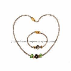 collar militar en estilo de perlas, venta al por mayor