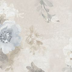 "Found it at Wayfair - VIntage Damask 32.7' x 20.5"" Raised Ink Floral Wallpaper"