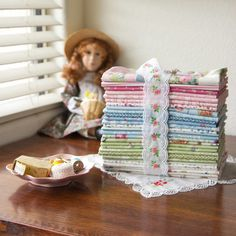 Anne of Green Gables Fabric ~ Penny Rose Fabrics