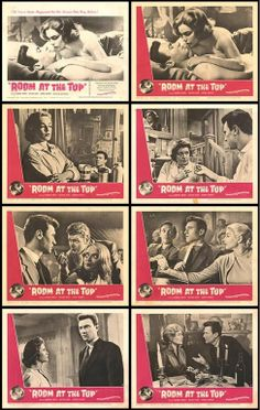 Lobby cards for the movie ...