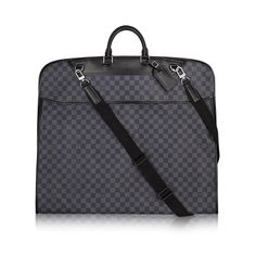 379319465458 Garment Cover 2 Hangers Damier Graphite in Men s Travel collections by  Louis Vuitton
