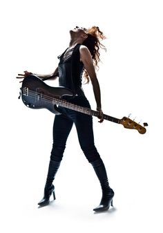 Melissa Auf Der Maur, is a Canadian musician, singer-songwriter, actress and photographer.