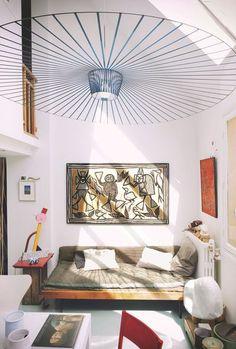 Appart En Duplex Avec Terrasse à Paris