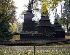 Mala PolanaMuzeum.SK - Drevené kostolíky na Slovensku