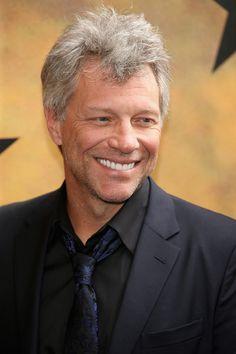 Jon Bon Jovi Photos - 'Hamilton' Broadway Opening Night - Arrivals And Curtain Call - Zimbio