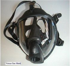 Venus Gas Mask - Most versatile gas mask for emergency situations
