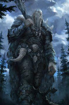 (Extinct) Eldergiant - Before the second reckoning, Eldergiants were one of the three Elderkin that walked the lands. The Eldergiants were mostly destroyed by Jefthro during the second reckoning. Their descendants include Titans, Celters, Dwarfkin, and Halflings.