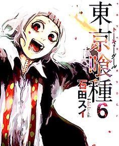 Tokyo Ghoul | Toukyou Kushu - Volume 6
