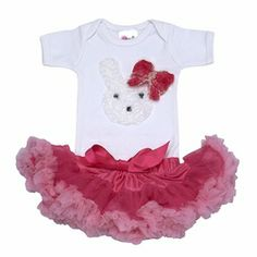 Little Bunny Tutu Hot Pink only $52.00 - Spring Preview 2014