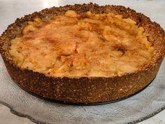 Prometo que, em breve, posto aqui  minha receita de torta de maçã, ok?