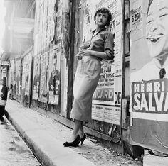 French Writer Francoise Sagan
