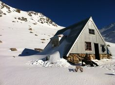 University of Cape Town ski hut in Waaihoek, Western Cape, South Africa. Contributed by Bruno Morphet.