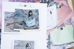 Mulberry s/s campaign behind-the-scenes
