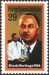 Percy Julian:His work would lay the foundation for the steroid drug industry's production of cortisone, other corticosteroids, and birth control pills.