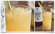 Ancholoupe 2 parts Milagro® tequila 1 part Cantaloupe Purée ½ part agave nectar ½ part lemon juice ½ part Ancho Reyes® liqueur