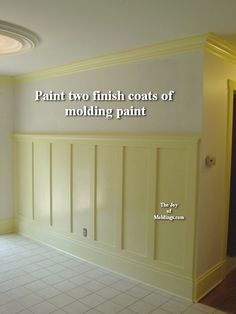 1000 Images About Wainscoting Ideas On Pinterest