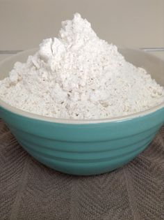 There IS Life After Wheat: The perfect Gluten Free Flour Mix you can use cup-for-cup in all your favorite recipes.