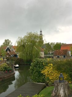 Conosci lo storico villaggio olandese di Hindeloopen?