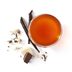 Tiramisu Black Tea. A velvet-smooth indulgence pairing flavors of rich mocha and mascarpone with a soft, nutty-vanilla finish, every sip of this black tea blend is soaked in the atmosphere of an Italian piazza.