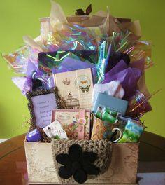Simple sympathy gift idea fyi pinterest face sympathy gift sympathy basket solutioingenieria Choice Image