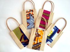 Image of African gift bags x 30