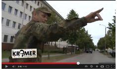Fundstück zum Wochenende! Wenn wir marschieren, kommt der Schweigefuchs… So is dit bei der Bundeswehr, wa!