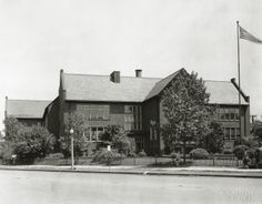Gardenville School. 6651 Gravois Road.   collections.mohistory.org