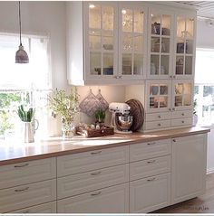 Fearless submitted kitchen remodelling ideas read the article Ikea Kitchen, Home Decor Kitchen, Country Kitchen, Kitchen Interior, Home Kitchens, Kitchen Cabinet Design, Sweet Home, House Design, Kitchen Remodelling