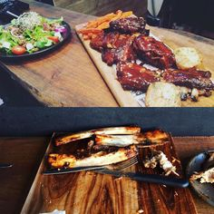 Before | After  Start the weekend off right with a mouth-watering chicken and ribs combo!  #BondiGrille #ribs #steak #burgers #chicken #moreribs #bbq #yummy #dinner #dinnertime #Coolangatta #TweedHeads #Tweed #Kirra #SnapperRocks #Queensland #Australia #instafood #instagood #instacool #local #smallbusiness #summer #holiday #surf #beach #sun #quicksilverpro #roxypro #wsl by bondigrille