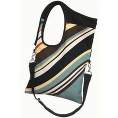 ** Neat shaped bag pattern
