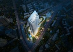 Jinan Pulimen Commercial Complex - AS + GG