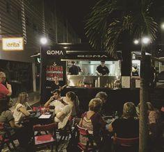 Hoje o food trailer do Quintal está na Lerita na av. Edson Ramalho. - Tá tudo lindo! Vem pra cá que nossos clientes tem 15% de desconto na @amominhalerita !  by quintalresto