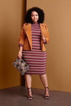 You can learn a LOT about dressing for your curvy figure from ASOS' new lookbook