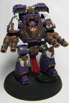 Emperor's Children Venerable Mortis-Contemptor.