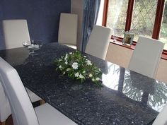 13 Astounding Granite Dining Table Ideas Image