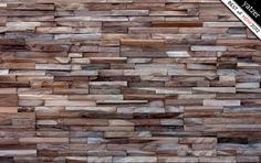 reclaimed hardwoods on your wall by WONDERWALL STUDIOS
