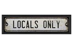 Locals Only III on OneKingsLane.com